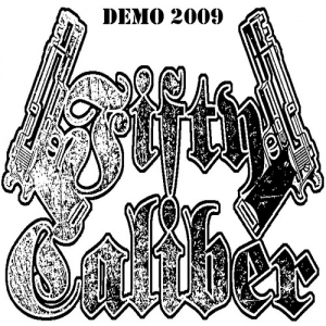 "50 CALIBER (UK) ""Demo 2009"" CDr"