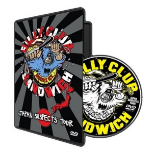 "BILLYCLUB SANDWICH (USA) ""Japan suspects"" DVD"