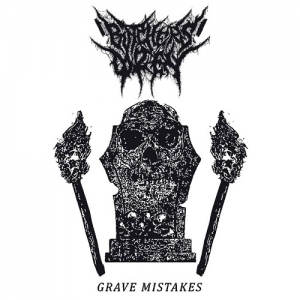"BUTCHERS DOZEN (USA) ""Grave mistakes"" CDr"