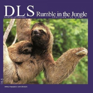 "DLS (D) ""Rumble in the jungle"" MCD"