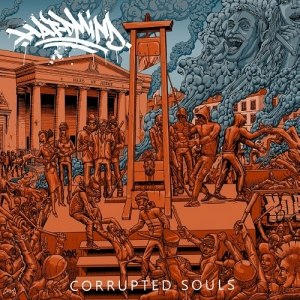 "HARD MIND (F) ""Corrupted souls"" CD"