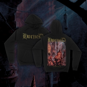 "HORNED (F) ""Eminence"" Hoodie Small *PREORDER*"
