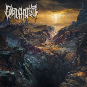 "ORPHALIS (D) ""The approaching darkness"" CD"