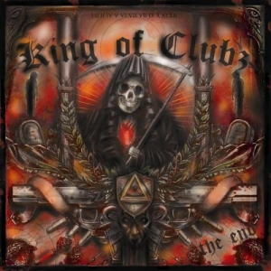 "KING OF CLUBZ (USA) ""The end"" CD"