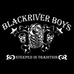 "BLACKRIVER BOYS (USA) ""Steeped in tradition"" CD"