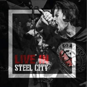 "LIVE IN STEEL CITY ""Benefit Compilation"" CD"