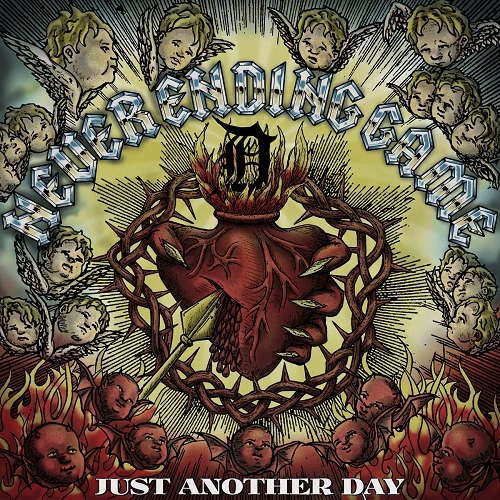 "NEVER ENDING GAME (USA) ""Just another day"" JP-CD"