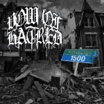 "VOW OF HATRED (USA) ""1500"" CD"